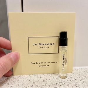 【NWT】Jo Malone Fig & Lotus Flower Vial